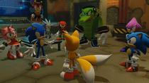 Sonic x resistance