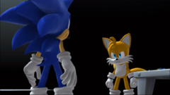 Tails Sonic Tension