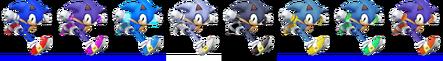 Costume Sonic