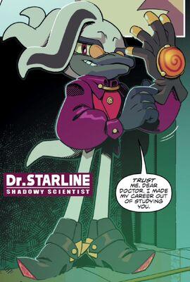 Dr. Starline