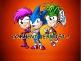 Sonic le Rebelle/Liste des épisodes