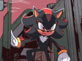Shadow the Hedgehog (IDW Publishing)