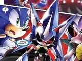 Neo Metal Sonic (IDW Publishing)