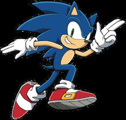 IDW Sonic 13B - Sonic