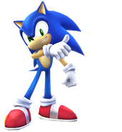 Sonic Super Smash Bros. Brawl