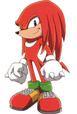 Knuckles Sonic X