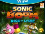 Sonic Boom : L'Ascension de Lyric