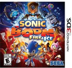 Sonic Boom - Fire & Ice