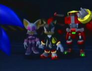 Finale Team Dark