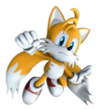 Tails Sonic Rivals 2