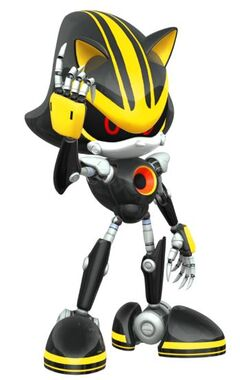 Metal Sonic 3-1