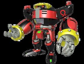 E-123 Omega Mario & Sonic 2011