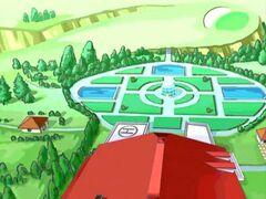 Sonic X épisode 06 - Le maître décole