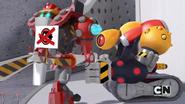 Obliterator Bot Mega on Strike