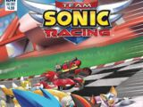 Team Sonic Racing (bande dessinée)