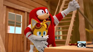 Knuckles Tails Boom 45