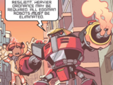 E-123 Omega (IDW Publishing)