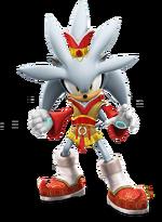 Sonic-Forces Speed-Battle - Lantern-Silver
