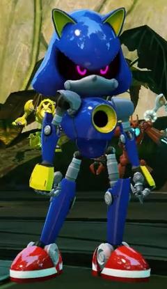 Sonic Boom AdL