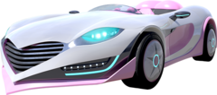Team-Sonic-Racing Lip-Spyder profil