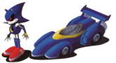 Metal Sonic Drift 2