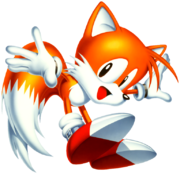Tails Sonic Chaos