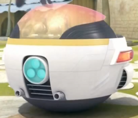 Egg Mobile Sonic Boom