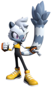 Sonic Forces Speed Battle - Tangle the Lemur