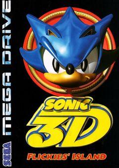 Sonic 3D- Flickies' Island