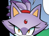 Blaze the Cat (Archie Comics)