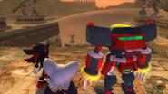 Team Dark - Dusty Desert