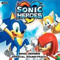 Sonic Heroes Official ST