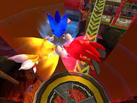 Sonic Heroes Screenshot - 7