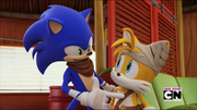 Te gusto mucho Tails