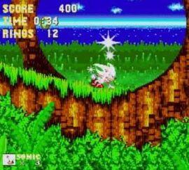 Hyper Sonic dans Sonic 3