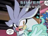 Silver the Hedgehog (IDW Publishing)