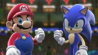Mario et Sonic aux Jeux olympiques de Rio 2016 – Vidéo d'ouverture (Wii U)