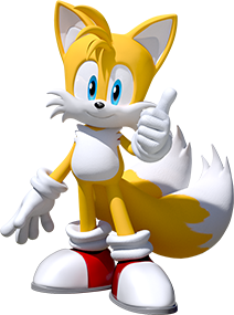 Team-Sonic-Racing Tails-portrait