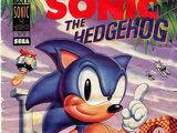 Sonic the Hedgehog (bande dessinée promotionnelle)