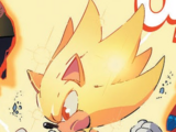 Super Sonic (IDW Publishing)