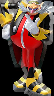 Eggman Nega 2015