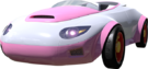 Team-Sonic-Racing Pink-Cabriolet profil