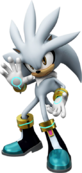 Silver - Sonic Forces Speed Battle
