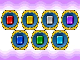 Sonic Rush Adventure - Sol Emeralds - Profile