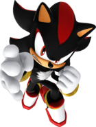 Sonic Rivals 2 Shadow