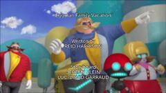 Eggman Family Vacation