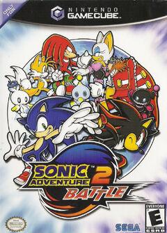 Sonic Adventure 2-Battle
