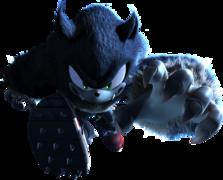 Sonic Werehog Unleashed