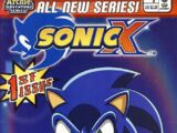 Sonic X (Archie Comics)