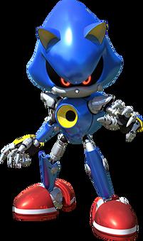 Team-Sonic-Racing Metal-Sonic profil
